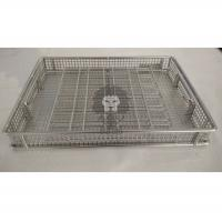 Quality Stainless Steel Sterilization Mesh Tray ,Sterilization Tray, Sterilizing Tray, Sterilization Mesh Tray, Wire Basket for sale