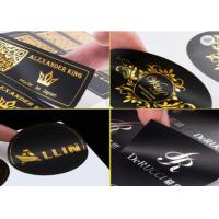 Quality Gold Hot Stamping Foil & Silver Stamping Foil Heat Transfer Hot Stamping Foil Sheets For Gold/Silver Foil Label/Stickers for sale