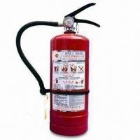 China Portable Clean Gas Fire Extinguisher with Electrical Insulation on sale