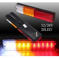 China China OEM 20LED led trailer tail lights truck led tail light with high quality on sale