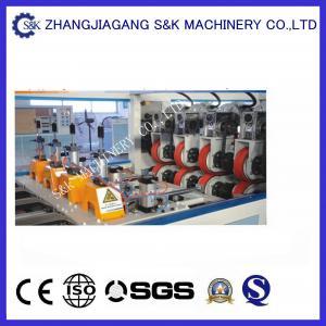 Quality Rigid PVC Plastic Extruder Machine Twin Screw Extrusion 1Rpm - 34.5Rpm for sale