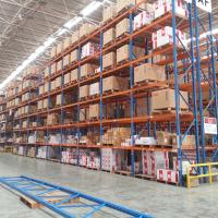 Quality Warehouse Heavy Duty Steel Racking Selective Pallet Rack Storage Systems for sale