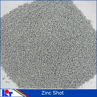Buy cheap Metal Abrasive Zinc cut wire shot0.8mm ~2.0mm Made in China from wholesalers