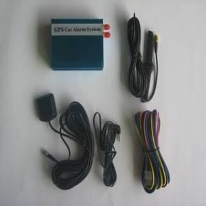 Quality Wireless Oil-breaker GPS Car Alarm System for sale