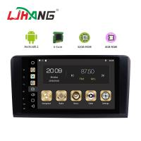 Quality Bluetooth Enabled Mercedes Benz Car DVD Player , Front Camrea Benz Navigation DVD Player for sale