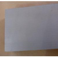 Quality Hydrogen fuel cell bipolar plate porous titanium, porous metal corrugated board TA1 TA2 for sale