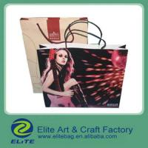 paper bag/ paper shopping bag/ paper gift bag/ paper packing bag / paper tote bag