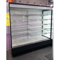 Quality Supermarket Open Air Refrigerated Display Cases for sale