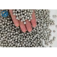 Quality Silver White Color Magnesium Granules 1-6mm For Washing Cloth Eco - Friendly for sale