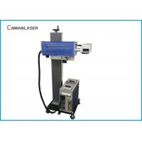 Quality 300*300 Mm Galvo Co2 Laser Marking Machine , Small Laser Marker For Furniture And Glass for sale