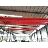 China 10 Ton Double Girder Overhead Cranes , Electric Travelling Bridge Crane on sale