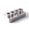 Buy cheap 4 Axis Weld Alu6063 Aluminium Cnc Machining from wholesalers