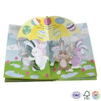 Quality Pretty 3D / Pop-up Book for Kids Entertaining (offset printing ) for sale