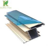 Quality 0.03-0.2mm Customized Adhesion Blue Adhesive Film Aluminum for Protection for sale