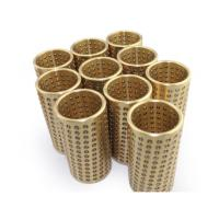Quality FZ Ball Bearing Cage Bronze Gleitlager Brass Aluminum Bushing Stock Size Available for sale