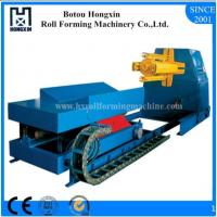 Quality Roofing Metal Rolling Equipment, PLC Control Sheet Metal Forming Equipment for sale