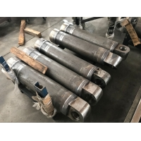 Buy cheap Large Bore long stroke construction machinery hydraulic cylinder from wholesalers