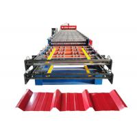 Quality IBR Trapezoidal Sheet Roll Forming Machine for sale