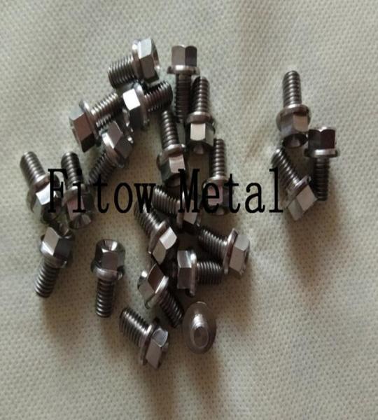 OEM Anodized Titanium Torx Screws / Racing Bike Motorcycle Bolts