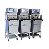 China Two Stations Motor Winding Testing Equipment For Food Milling Machine on sale