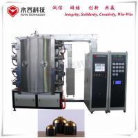 Quality Strong Adhesion Ceramic PVD Coating Equipment, Thin Film PVD Plating Machine on Ceramics for sale