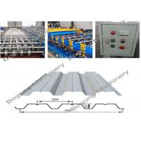 Quality Construction Sheet Metal Forming Machine , Automatic Roll Forming Machine for sale
