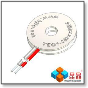 Quality TEO1-042 Series (ø6xø24mm) Peltier Chip/Peltier Module/Thermoelectric Chip/TEC/Cooler for sale