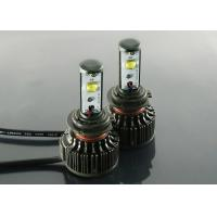 China Super Brightness Universal Led Headlight Kit H7 For Cars Fog With Fan Cooler on sale