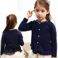 Buy cheap baby girl Cardigan small coat from wholesalers