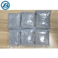 Quality Silver White 99.99% Magnesium Bead  / Water Treatment Pellets CE SGS for sale