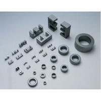 Quality round ferrite magnets with holes for sale