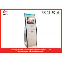 Quality Hospital Self-service Vending Machine Kiosk 19 With SAW Screen for sale