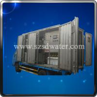 China 2014 Mobile Water Filter Vehicle Mounted on Truck on sale