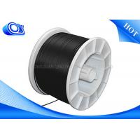 Quality 4 Core Launch Cable Fiber Optic Patch Cord Single Mode With Small Outer Diameter for sale