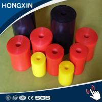 Quality 38*100*300mm good quality of hot stamping rubber silicone roller for sale