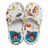 Quality Children's Clogs, Upper and Outsole Made of EVA Material, Various Colors are Available  for sale