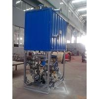 Quality Industrial Hot Oil Electric Thermal Oil Boiler 30kw , High Heat Efficient for sale