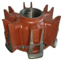 China Spider hub small style for American Trailer Ductile iron casting sand casting parts on sale