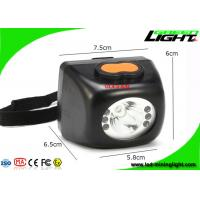 China Rechargeable Black Cordless Mining Lights Portable 16 Hours Lighting Work Time IP68 on sale