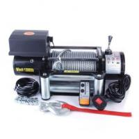 Quality heavy duty Power 4x4 truck electric winch 13000lb water proof winches for sale
