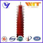 Quality 110KV Metal Zinc Oxide Lightning Surge Arrester Used in Substation Over Voltage Protection for sale