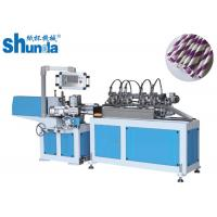 Quality Durable Paper Tube Forming Machine Biodegradable Paper Made Straw Making For Drinks for sale