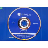 Quality English Version Microsoft OEM Product DVD Disk , Win 10 Pro License With COA License for sale