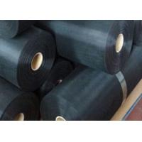 Quality Decorative Epoxy Coated Mesh , Cloth Coated Wire For Window Guard for sale