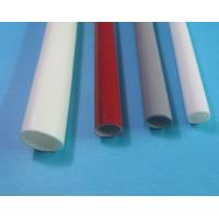 Quality Durable Silicone Rubber Fiberglass Sleeving UL224 VW-1 Flame Retardancy for sale