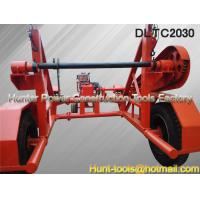 Quality drum-trailer Turret-Cable-Reel-Trailers Cable to site trailers for sale