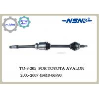 Quality Front Auto Drive Shaft 43410-06780 Drive Shaft Universal Joint For Toyota Avalon for sale