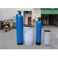 China Reverse Osmosis Commercial Water Softener , Blue Ro Water Softener System on sale