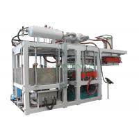 Quality Virgin Paper Tableare Pulp Molding Equipment , Disposable Paper Plates Making Machine for sale