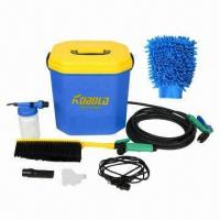 China Automatic Car Wash Machine, Ideal for Outdoor, Portable Very Easily for Trip Washing on sale
